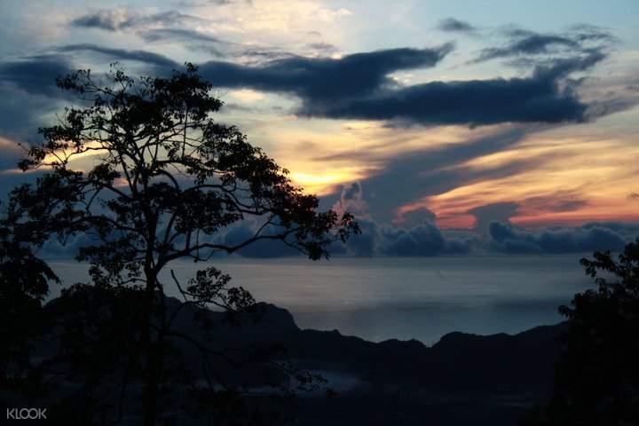 Langkawi Gunung Raya Lubuk Semilang