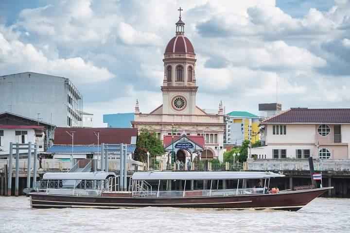 supatra cruise bangkok