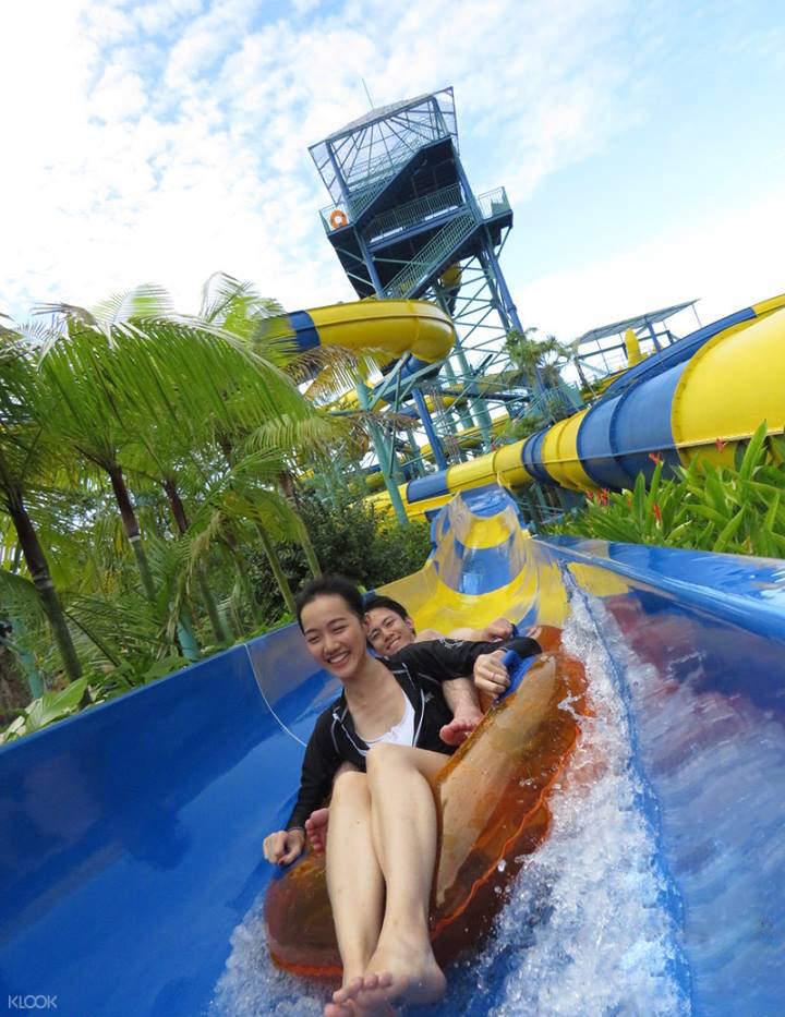 Penang escape water park