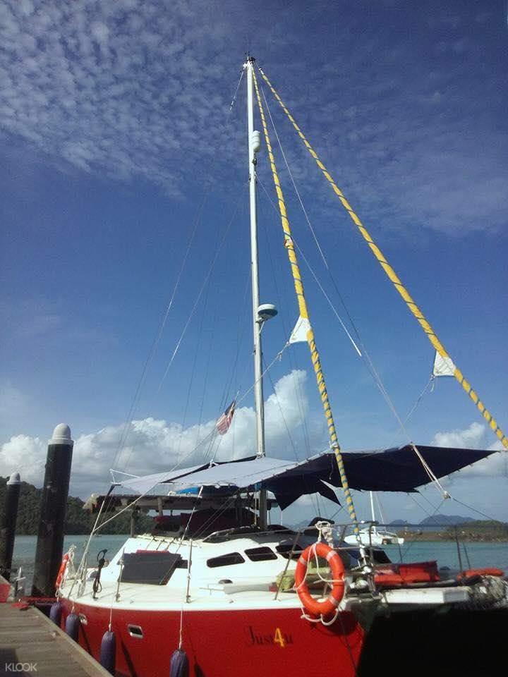 langkawi cruise yacht