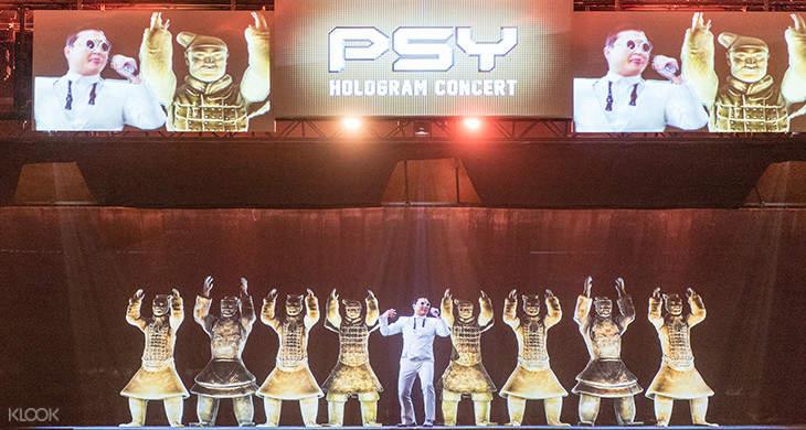 K-pop concert