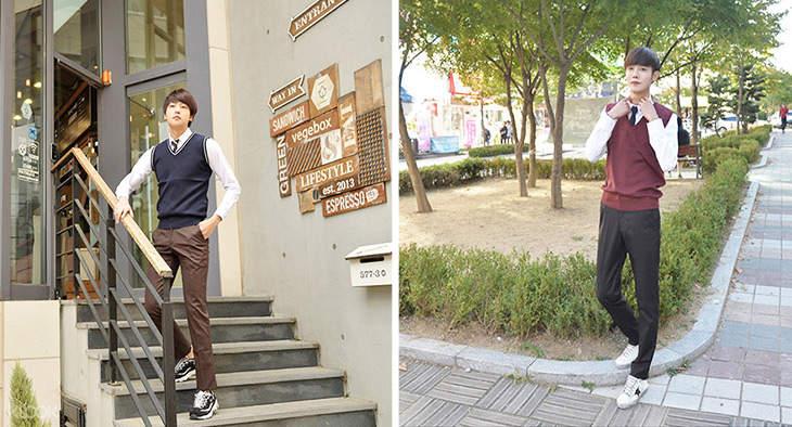 Gyobokmall Korean School Uniform Rental Seoul (Hongdae Store)