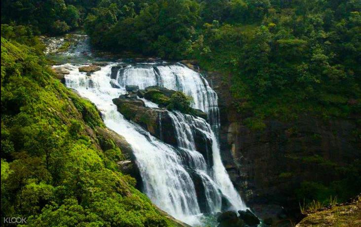 Mallali瀑布