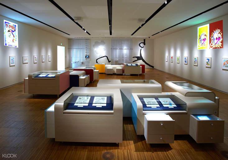 ตั๋วพิพิธภัณฑ์ ฟูจิโกะ เอฟ ฟูจิโอะ (Fujiko F Fujio Museum)