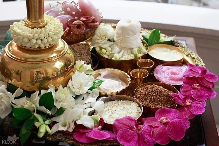 曼谷奢华水疗Divana Virtue Spa