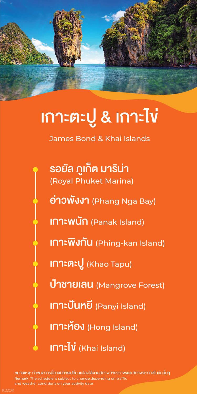 itinerary 3