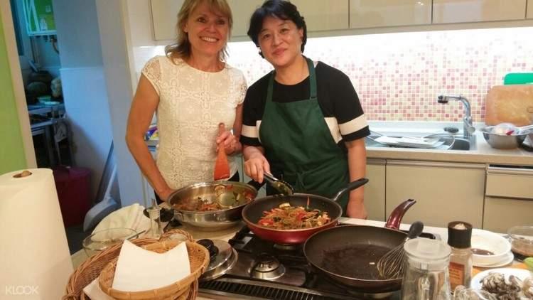 kelas memasak korea