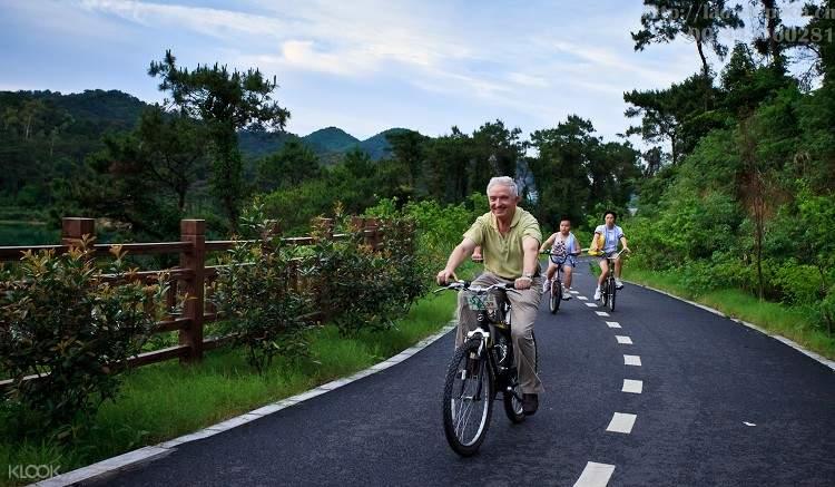 Nankunshan Grand View Garden Resort