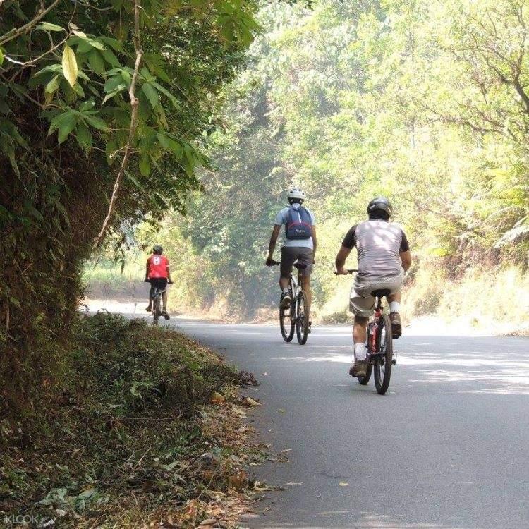 果达古脚踏车之旅