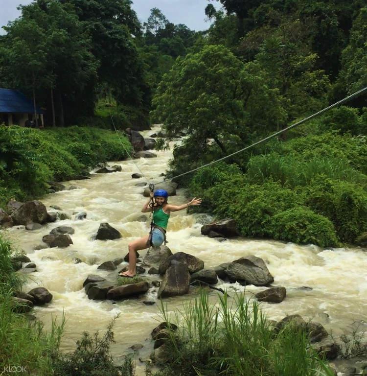 flying fox zipline in phuket