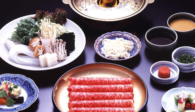 shabuzen ginza hotpot sukiyaki tokyo