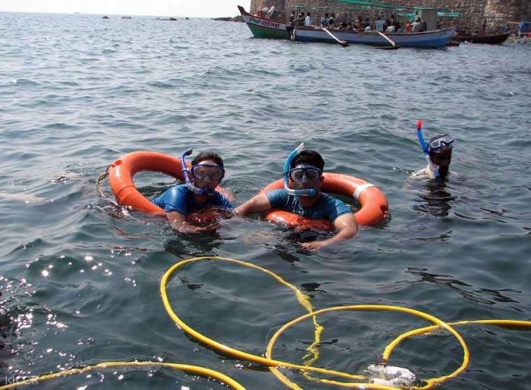 scuba diving malvan