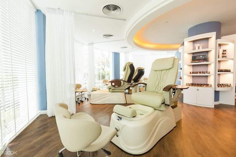 spas in Bangkok