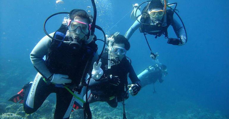 Boracay Aquarium Scuba Diving Experience