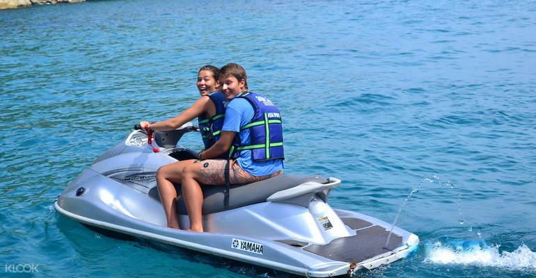 Boracay jet ski