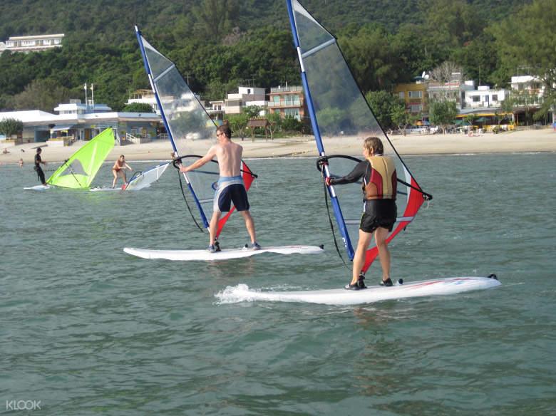 滑浪風帆體驗