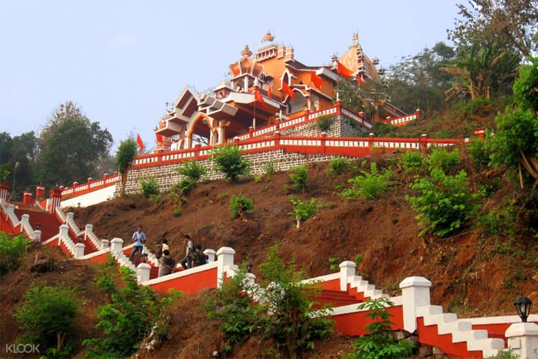 印度 果阿邦徒步之旅 Maruti寺