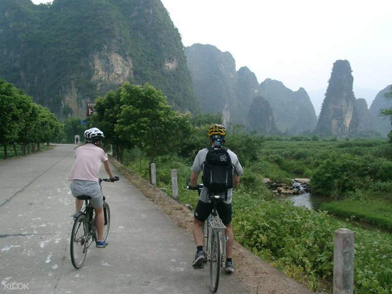 cycling in Coorg