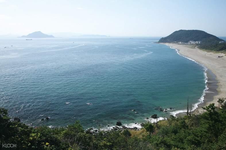 愛知伊良湖岬遊覽,愛知露天浴池體驗,伊良露天浴池