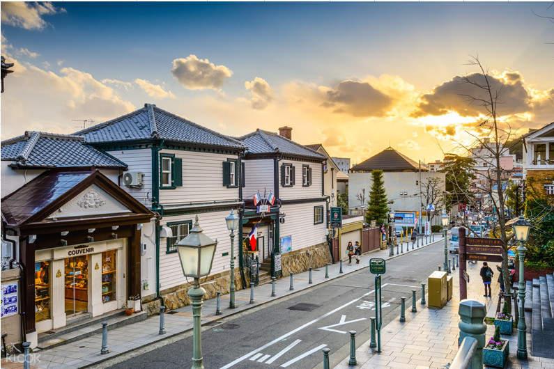 北野異人館,神戶