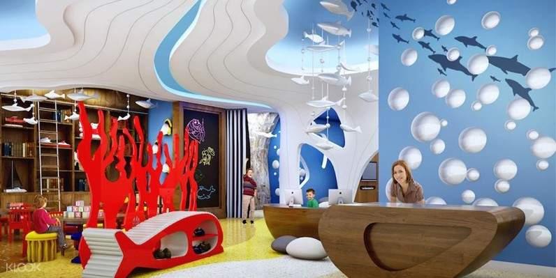 CLB trẻ em tại  tại khách sạn InterContinental nha trang