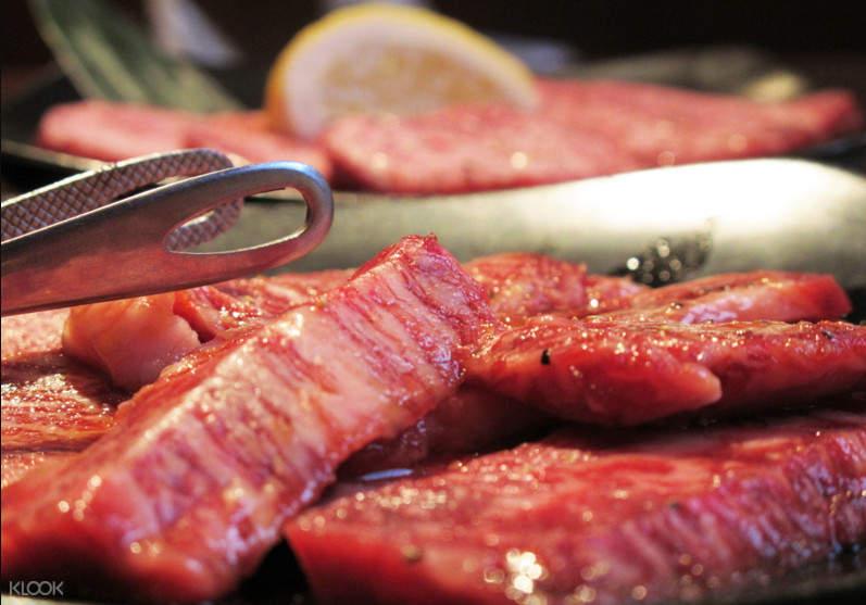 自助烤肉午餐