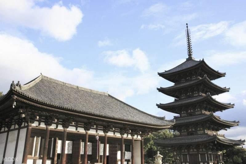 temple in mount koya