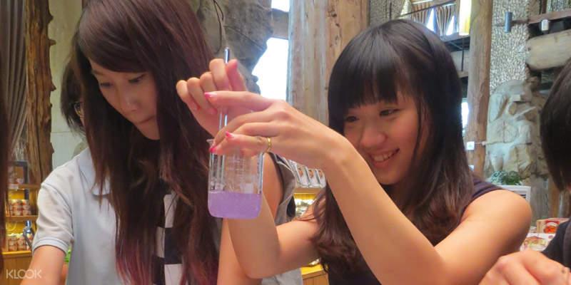 台南漁光島導覽+魚鱗膠原蛋白美肌皂DIY體驗