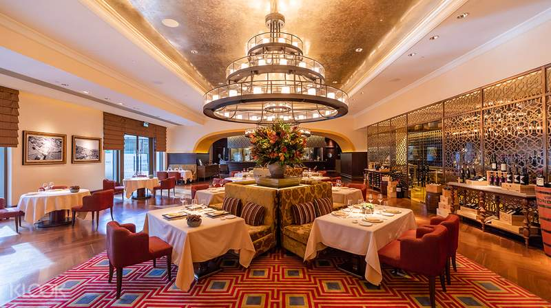 Terrazza Set Meal Vouchers In Galaxy Macau Klook
