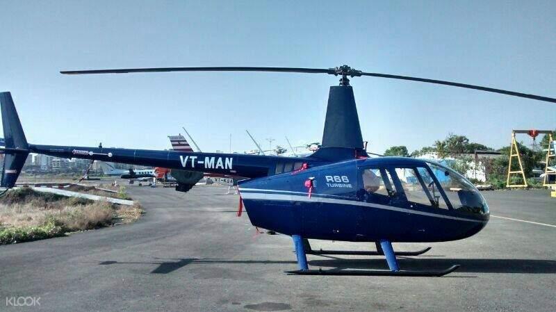 Mumbai Helicopter Joyride