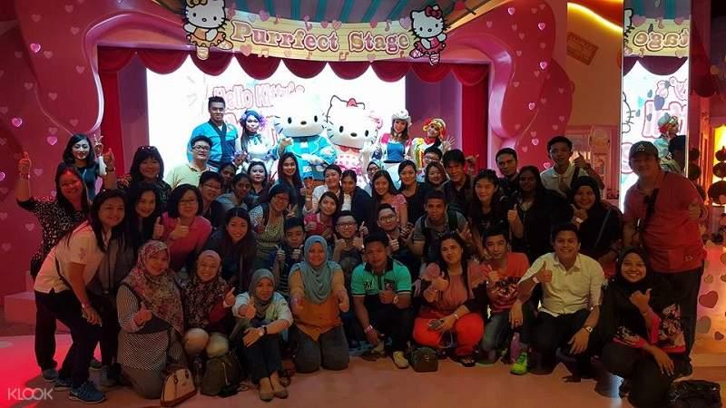 新加坡至馬來西亞Hello Kitty主題樂園