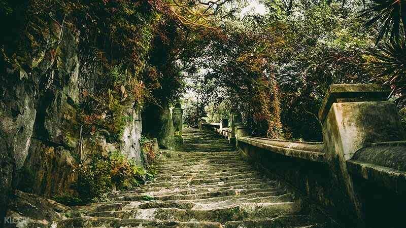 越南峴港五行山石階