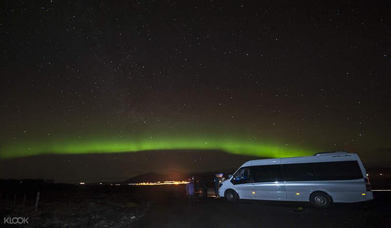 premium northern lights tour