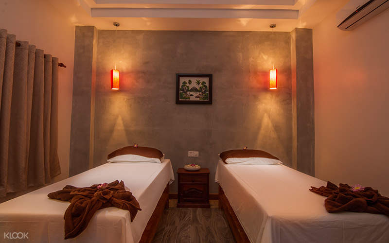 Cool sense spa double room