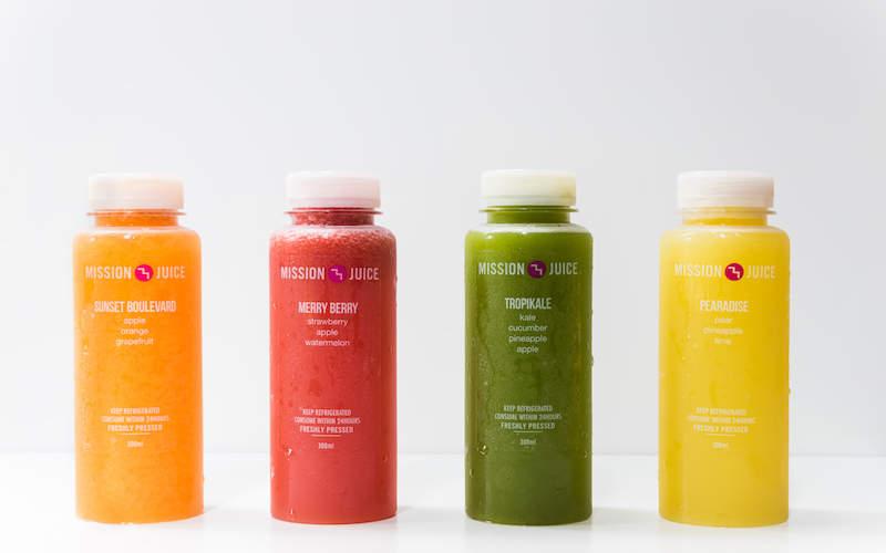 Mission Juice 套餐3