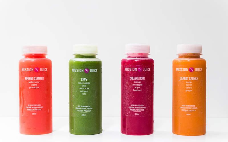 Mission Juice 套餐4