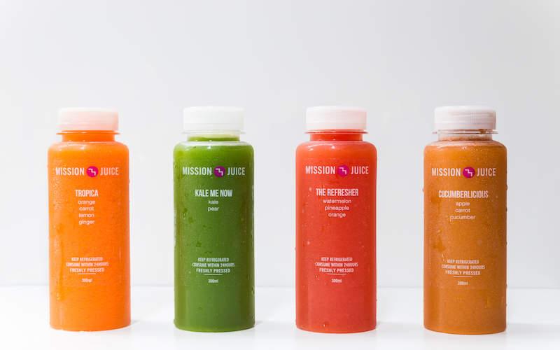 Mission Juice 套餐2