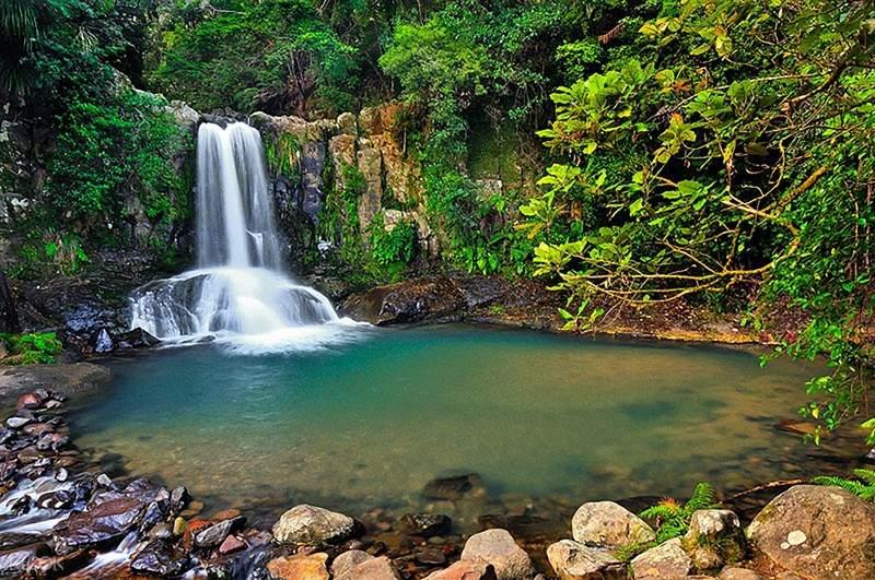 Waiau waterfall