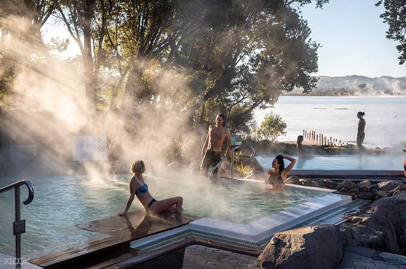Hot pools Rotorua