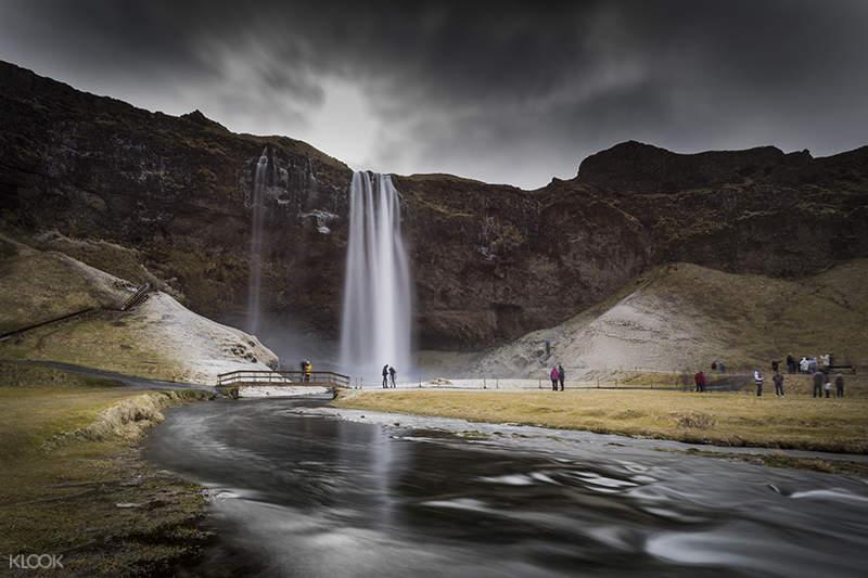 冰岛南岸一日游—塞里雅兰瀑布