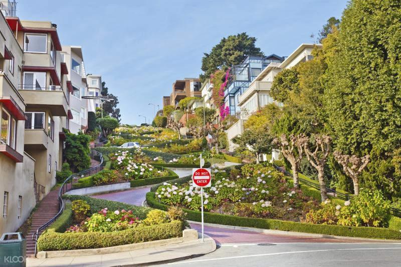 舊金山阿爾卡特拉斯島與城市一日遊