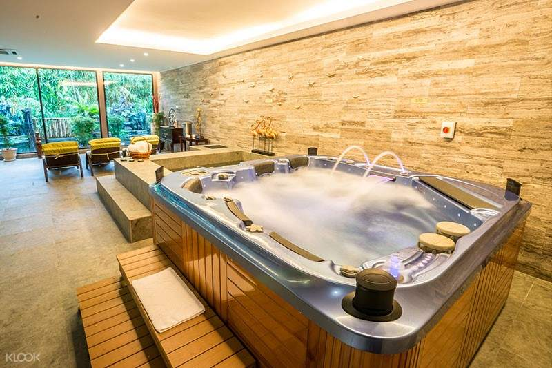 spa facility in orchard wellness resort