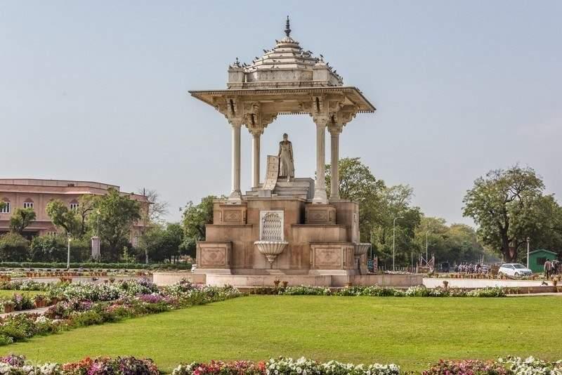 Jaipur Statue Circle