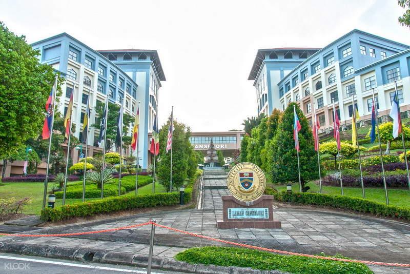 university of sabah kota kinabalu half day tour sabah borneo