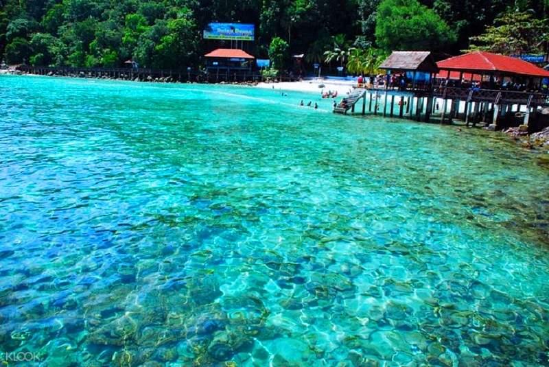 pulau Payar reef