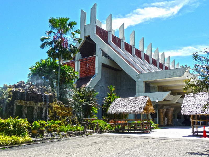 sabah state museum kota kinabalu half day tour sabah borneo