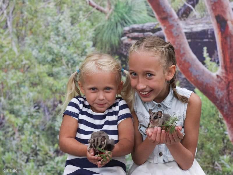 featherdale wildlife park ticket sydney