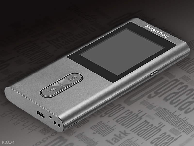 magic say translator device for bangkok