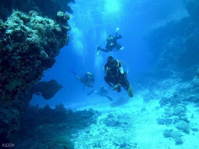 andaman islands scuba diving