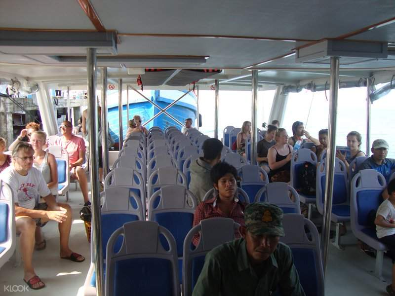 koh rong island ferry